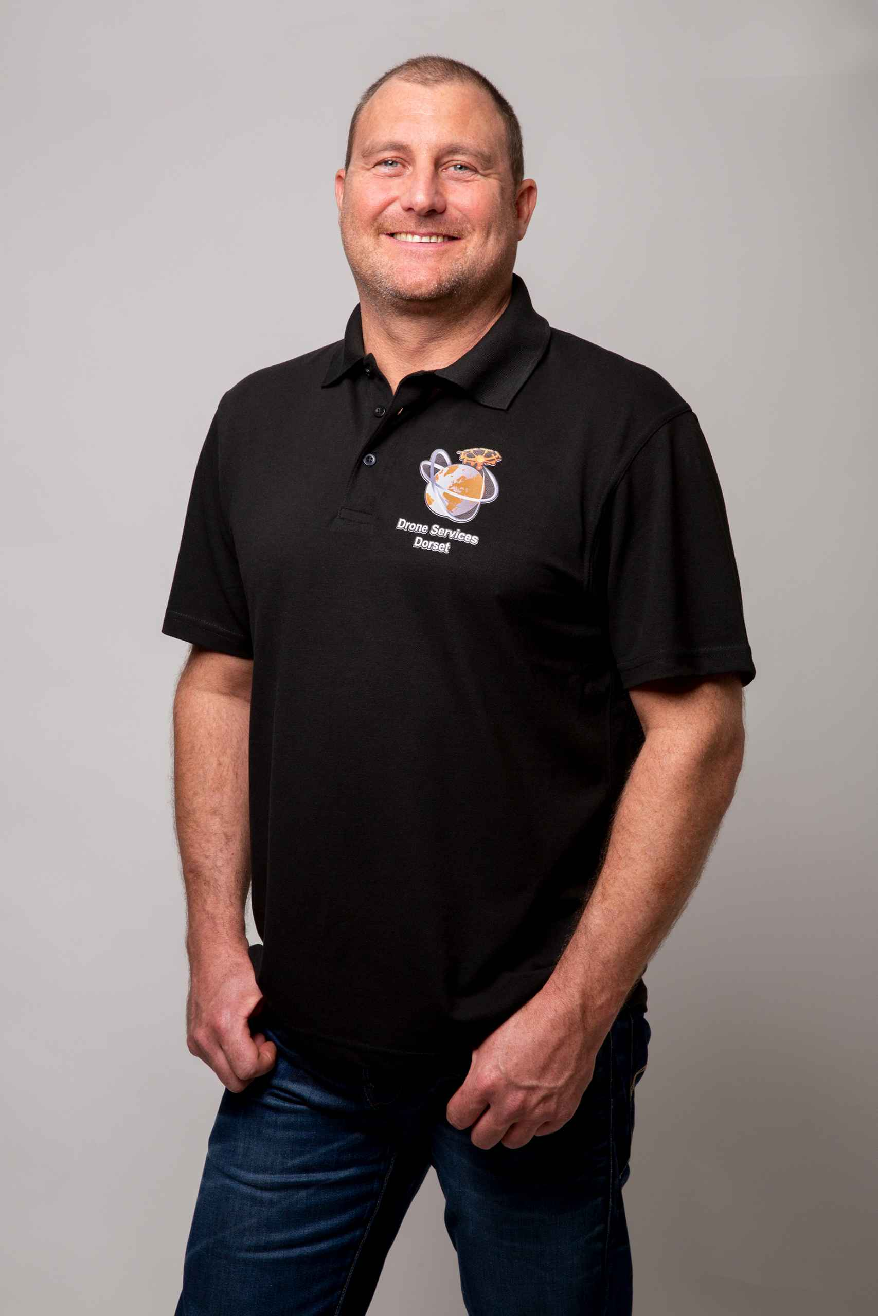 Lawrence DuPavey - Meet the team at Drone Services Dorset