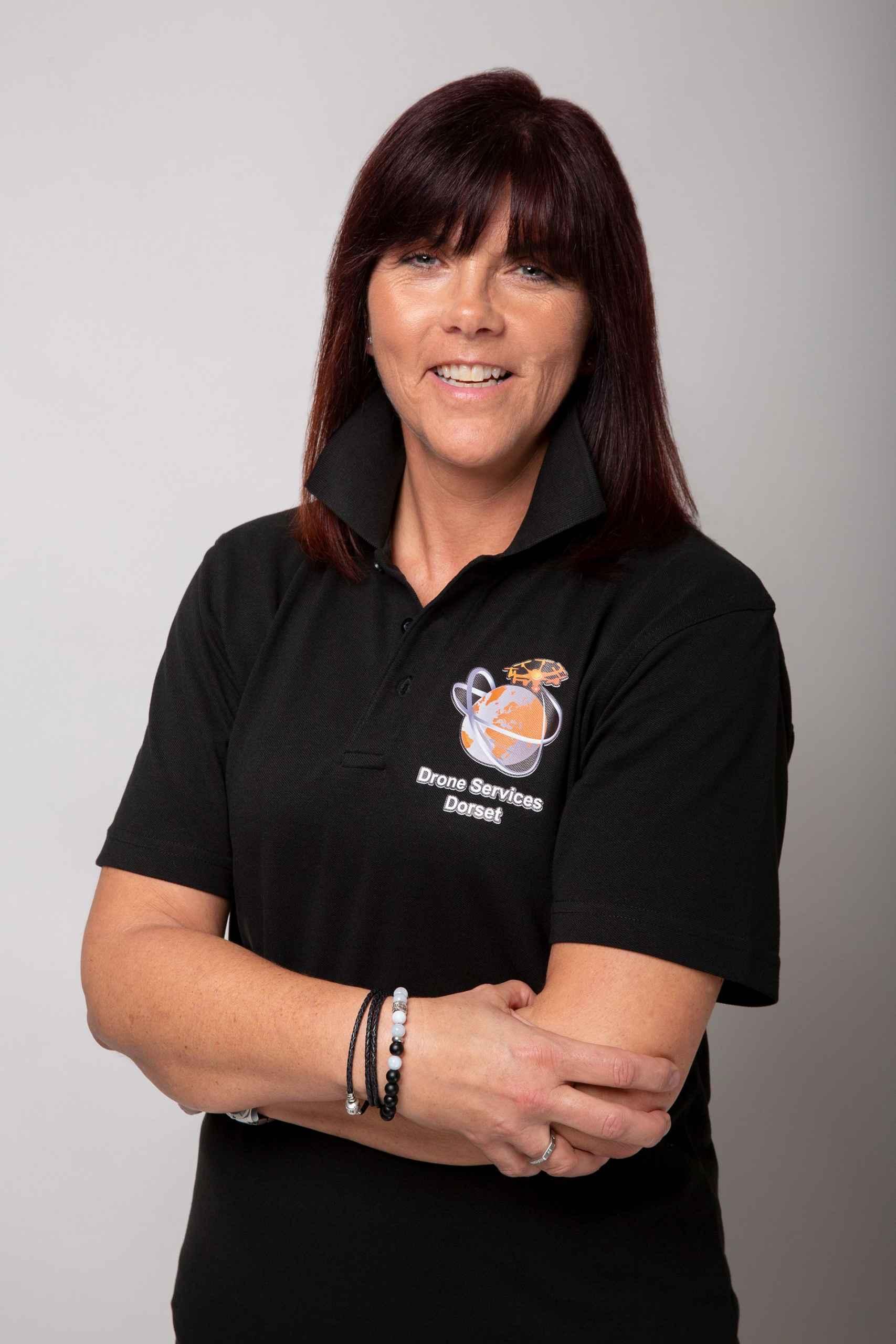 Claire DuPavey - Meet the team at Drone Services Dorset